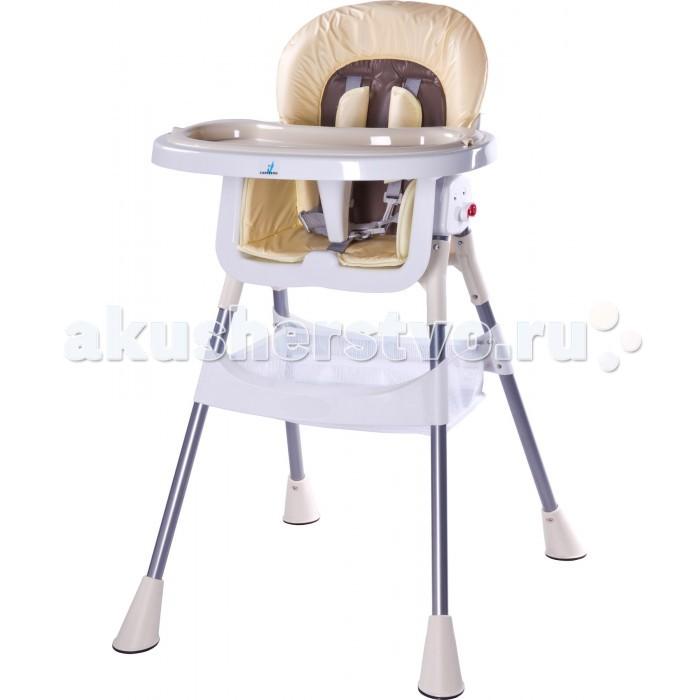 Стульчик для кормления Caretero PopPopСтульчик для кормления Caretero Pop  Pop-это устойчивый и удобный стульчик для кормления детей. Сочетает в себе все необходимые функции по выгодной цене. Стульчик легко содержать в чистоте, в том числе за счет двойного съемного поддона и легкой для чистки обивки. Удобство самым маленьким пользователям обеспечивает мягкое сиденье и регулировка положения лотка.  Особенности: предназначен для детей в возрасте от 6 месяцев до 3-4 лет привлекательный дизайн и цвета, которые порадуют малышей и родителей качественная обивка с которой легко удалить загрязнения регулируемая, двойная полочка, которую легко поддерживать в чистоте подвесная корзина под сиденьем, позволяет хранить необходимые предметы два положения кресла по высоте регулируется с помощью съемных ножек устойчивые ножки оснащены противоскользящими накладками защита от выпадения, гарантируют 5-точечные плечевые ремни и фиксатор между ножками удобный механизм складывания/раскладывания высококачественные материалы, обеспечивающие надежность и долгое использования стульчика стульчик для кормления детей Pop имеет европейский сертификат EN 14988<br>