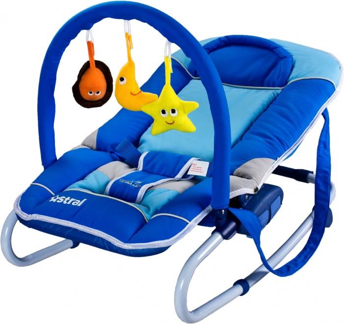 Детская мебель , Кресла-качалки, шезлонги Caretero Шезлонг-переноска Astral арт: 238651 -  Кресла-качалки, шезлонги