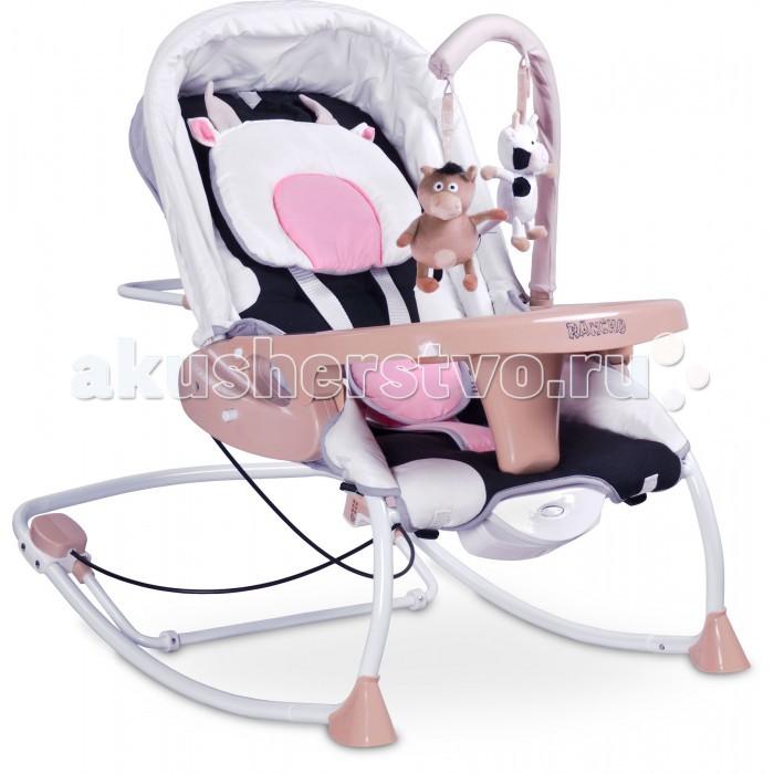 Детская мебель , Кресла-качалки, шезлонги Caretero Шезлонг Rancho арт: 238660 -  Кресла-качалки, шезлонги
