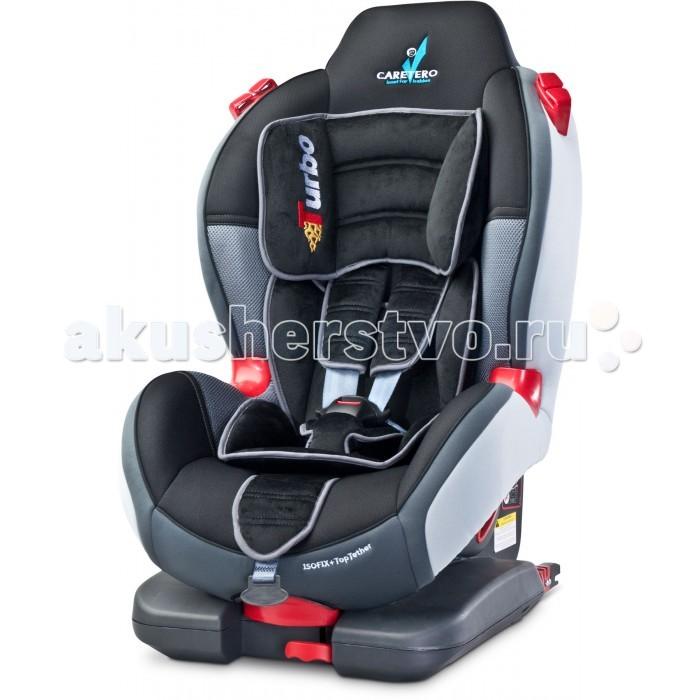 Детские автокресла , Группа 1-2 (от 9 до 25 кг) Caretero Sport TurboFix Isofix арт: 306089 -  Группа 1-2 (от 9 до 25 кг)