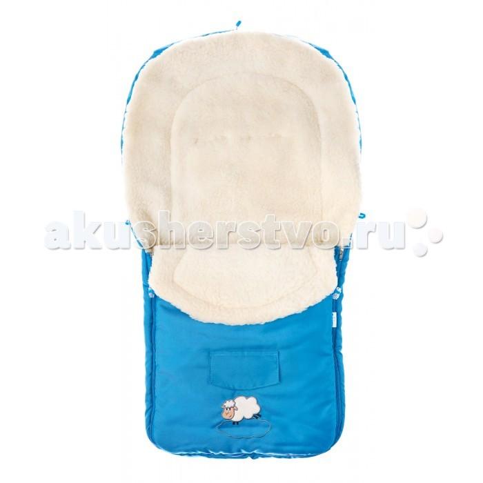 Демисезонный конверт Caretero Welna для коляскиWelna для коляскиCARETERO Конверт Welna для коляски  Функциональный и практичный прогулочный конверт для коляски предназначен для прогулок в прохладные и холодные дни. Идеальный тепловой комфорт - это заслуга трехслойной ткани с утеплителем и мягкой, шерстяной отделкой. Этот универсальный прогулочный конверт подходит для всех типов колясок.   Снаружи отделан непромокаемой тканью. Шерсть внутри мягкая и приятная на ощупь. Верхняе одеяло-карман на молнии облегчает использование . Пристегнутый в нашем конверте к коляске ваш ребенок будет чувствовать себя безопасно и комфортно.   Прогулочный конверт имеет отверстия под 5-ти точечные ремни безопасности, которые находятся в большинстве прогулочных колясок или автокресел. Широкая цветовая гамма позволит с легкостью подобрать конверт под коляску.  3-слойное строение: непромокаемый материал, утеплитель и шерстяная отделка Можно использовать в любых колясках, в т.ч. прогулочных, а также как прогулочный конверт в санки Отверстия для 5-ти точечных ремней позволяют безопасно закрепить ребенка Подходит для любой формы коляски, благодаря сьемной накидке Благодаря молниям можно с лёгкостью снять/надеть накидку<br>