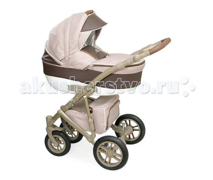 Детские коляски , Коляски 3 в 1 Caretto Amadeo F 3 в 1 арт: 408944 -  Коляски 3 в 1