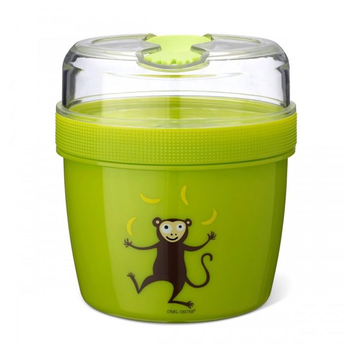 Фото - Контейнеры для еды Carl Oscar Ланч-бокс с охлаждающим элементом Nice Cup Monkey термокружка carl oscar click n´sip 0 4 л белый