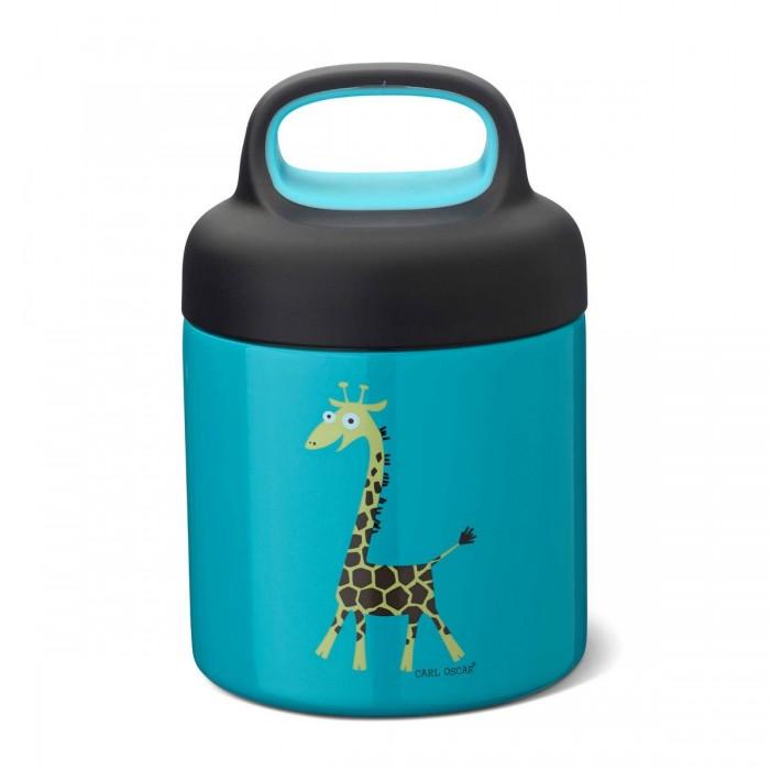 Купить Термосы, Термос Carl Oscar Термос для еды LunchJar Giraffe 0.3 л