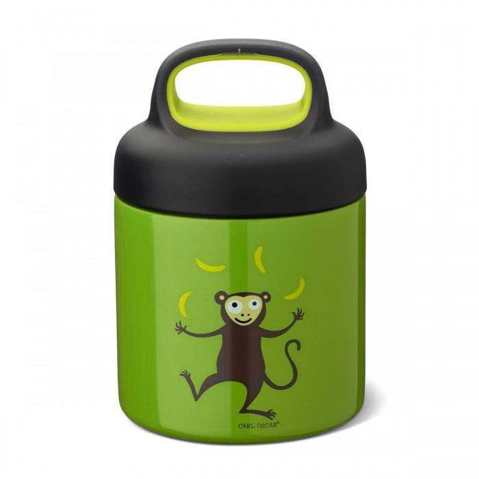 Купить Термосы, Термос Carl Oscar Термос для еды LunchJar Monkey 0.3 л