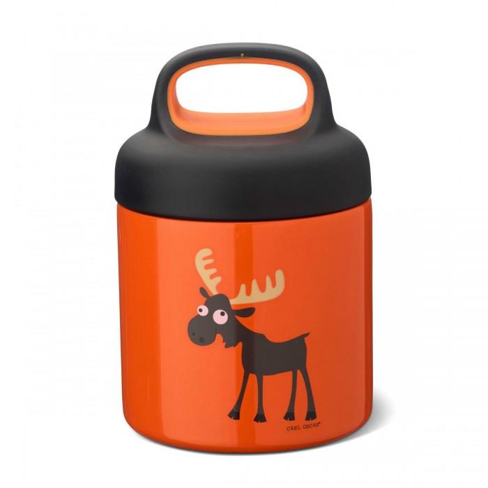 Купить Термосы, Термос Carl Oscar Термос для еды LunchJar Moose 0.3 л
