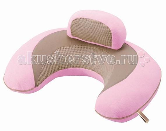 Carmate Подушка для кормления поддерживающая 3way Cushion Macaron
