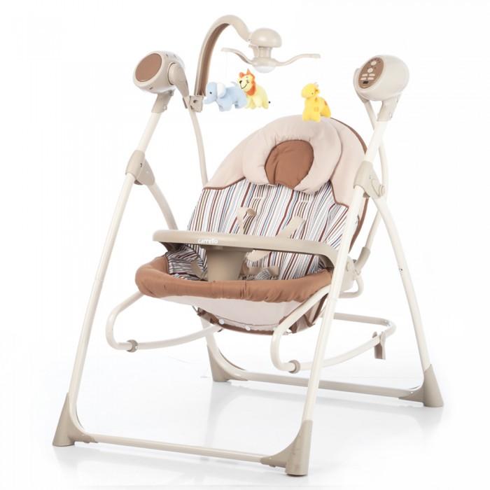 Детская мебель , Электронные качели Carrello Nanny 3 в 1 арт: 538426 -  Электронные качели