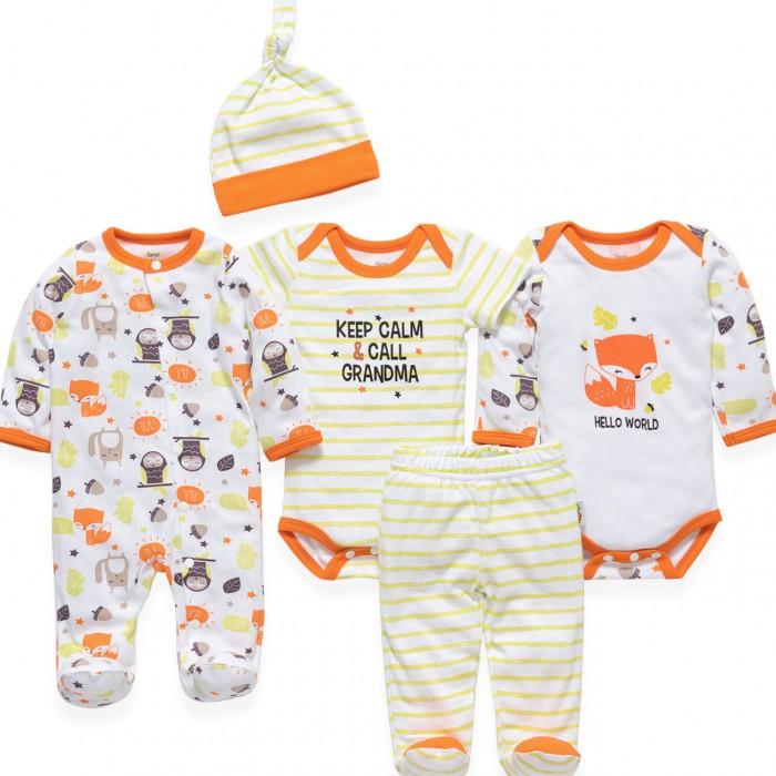 Carrot Комплект детский Лисёнок (5 предметов)