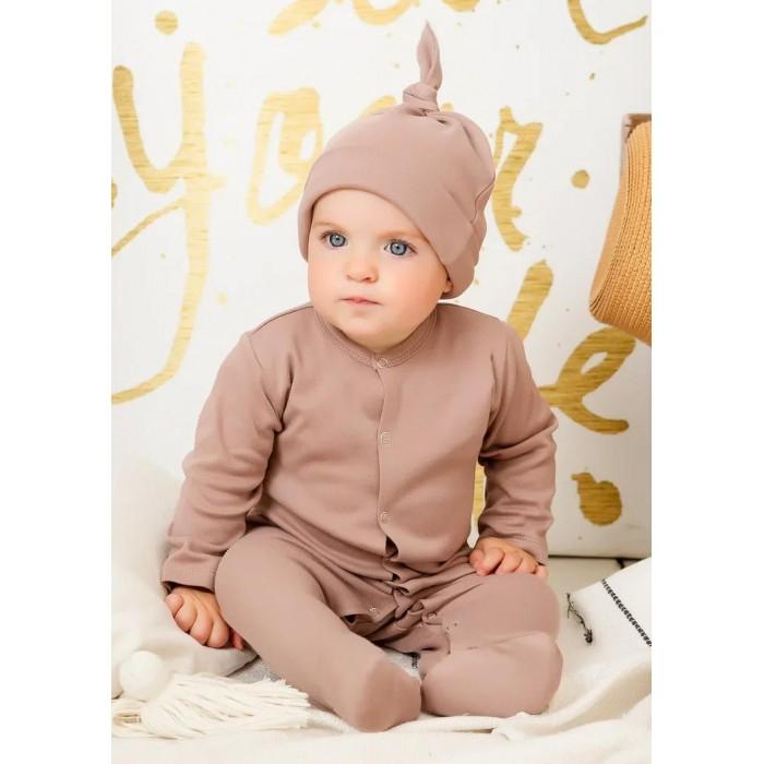Картинка для Carrot Комплект (комбинезон, шапочка) Мой малыш