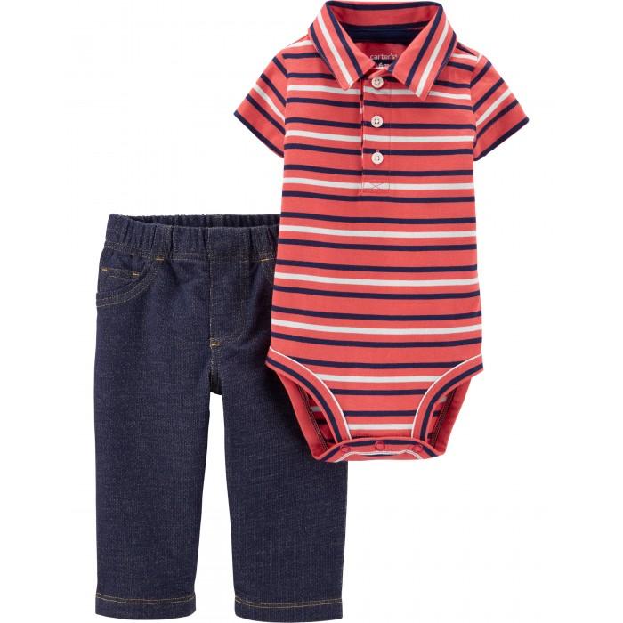 комплекты детской одежды Комплекты детской одежды Carters Комплект 1H447010 (2 предмета)