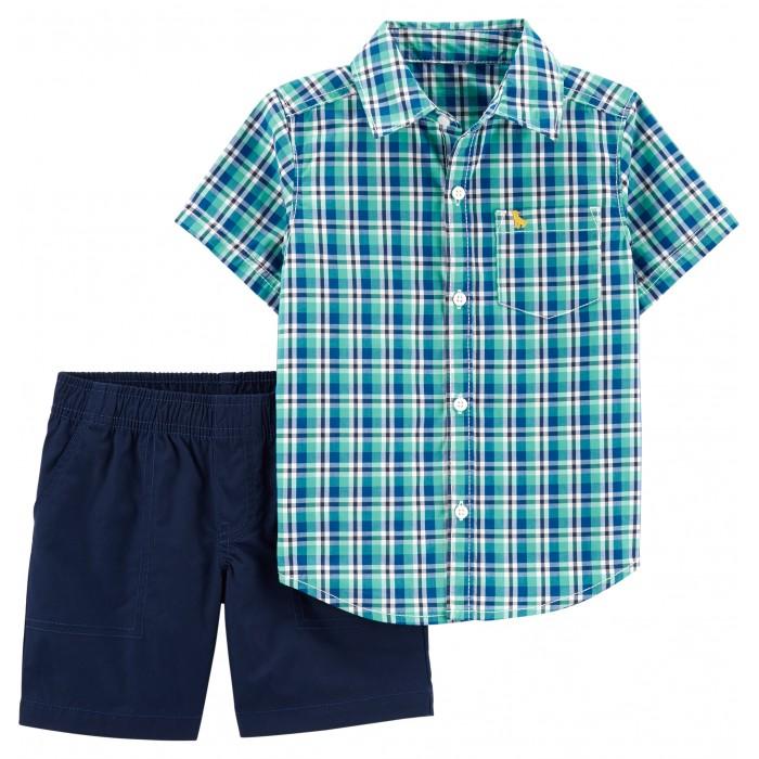Комплекты детской одежды Carters Комплект 2H360310 (2 предмета) апрель комплект 2 предмета