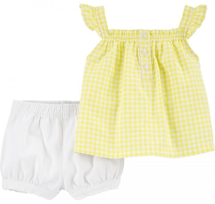 Комплекты детской одежды Carter's Комплект для девочки 1H440010