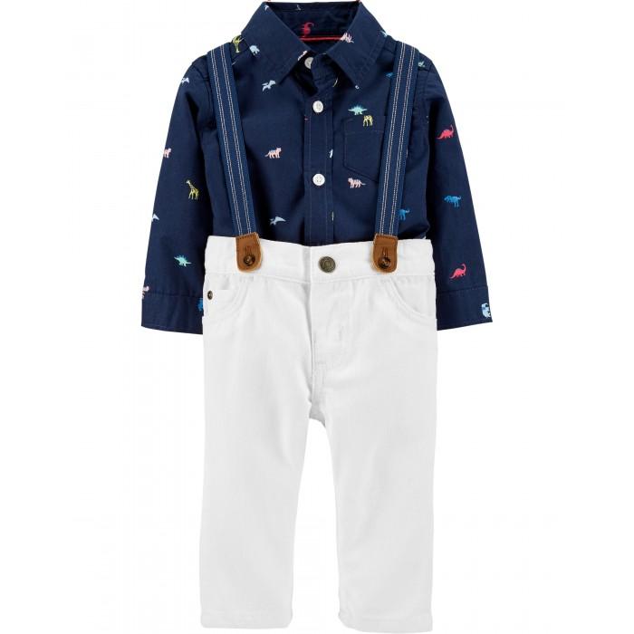 Комплекты детской одежды Carters Комплект для мальчика 1H312210 (2 предмета)