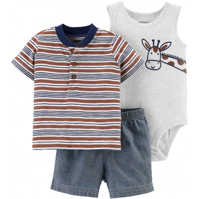 Carter's Комплект для мальчика 1H349910 фото