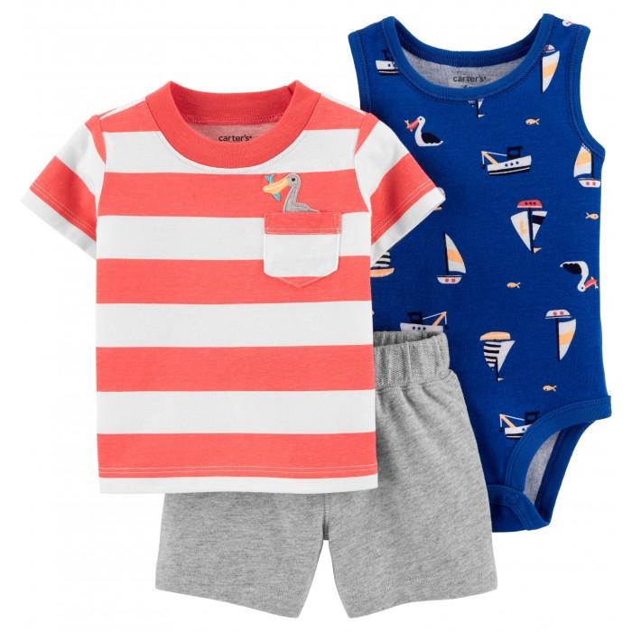 Комплекты детской одежды Carters Комплект для мальчика 1H350210