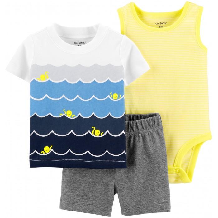 Комплекты детской одежды Carters Комплект для мальчика 1H350510
