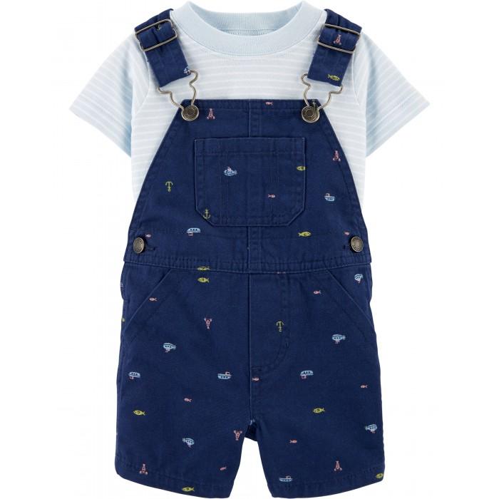 Комплекты детской одежды Carters Комплект для мальчика 1H431210