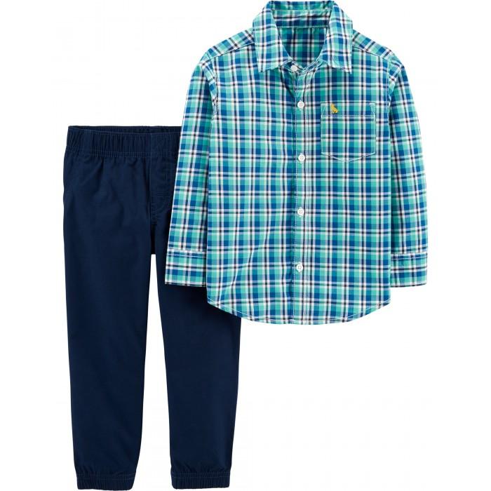 комплекты детской одежды Комплекты детской одежды Carters Комплект для мальчика 2H358710 (2 предмета)