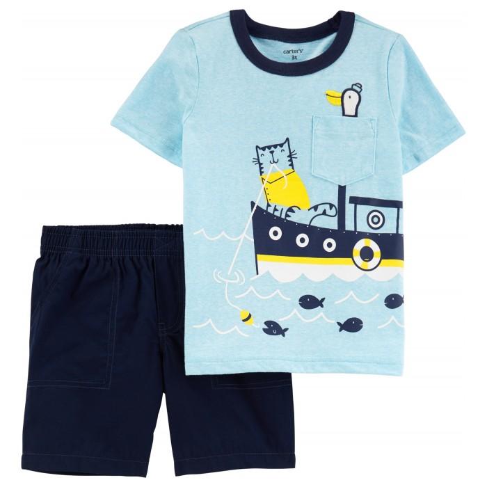 Комплекты детской одежды Carters Комплект для мальчика 2H393510