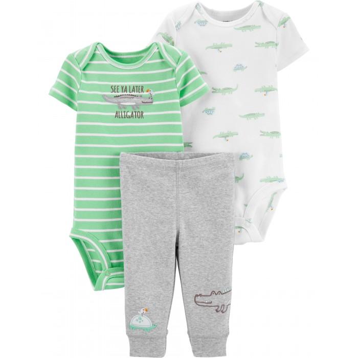 Комплекты детской одежды Carters Комплект для мальчика (боди, брюки) 1H364410