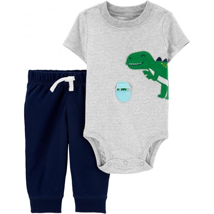 Боди, песочники, комбинезоны Carters Комплект для мальчика (боди, брюки) 1H446210