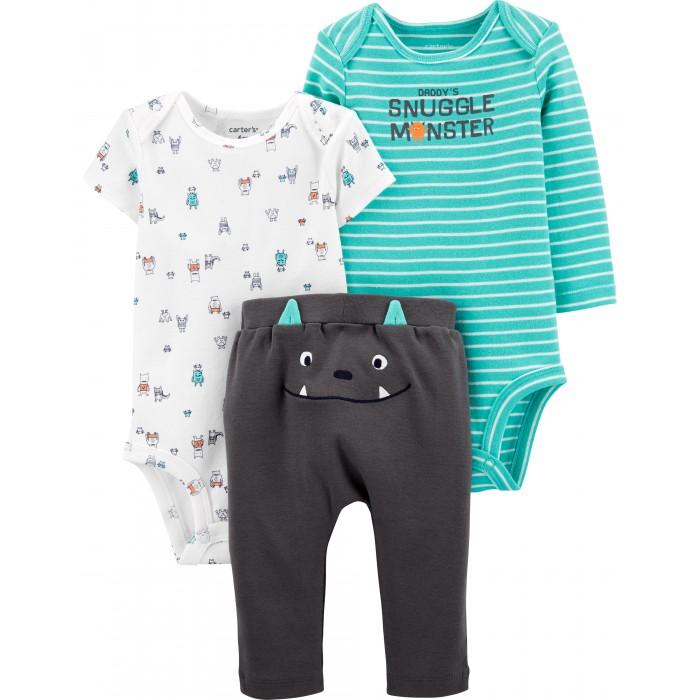 Carter's Комплект для мальчика (брюки, боди 2 шт.) 1J622410