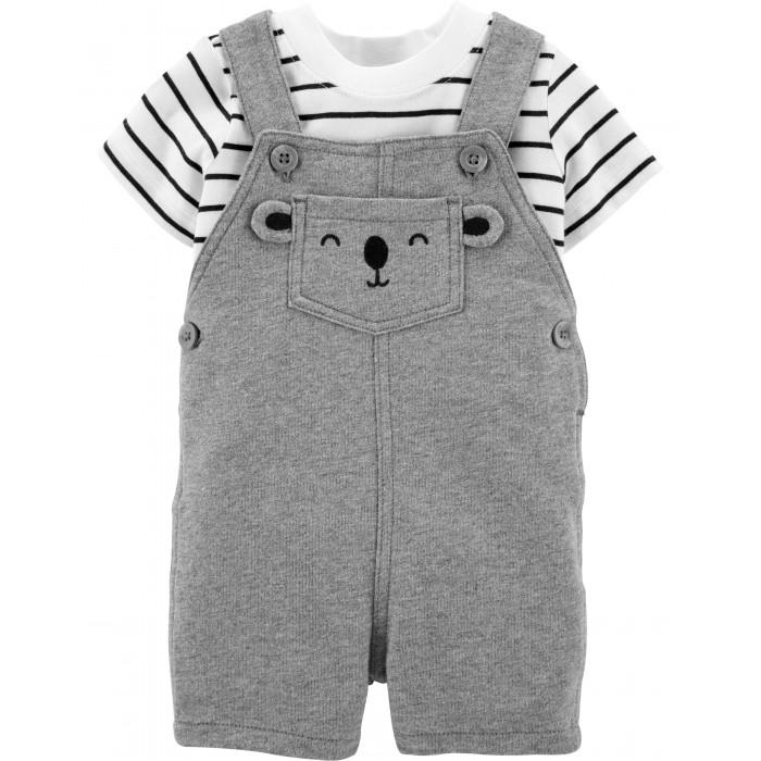 Комплекты детской одежды Carters Комплект Медвежонок (2 предмета)