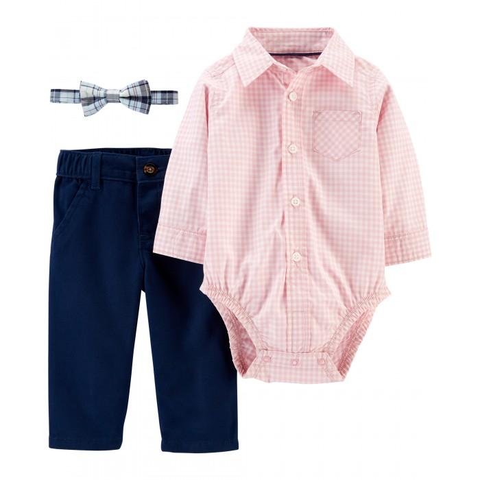 Комплекты детской одежды Carters Комплект с бабочкой 1H312010 (2 предмета)