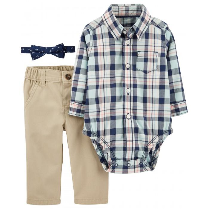 Комплекты детской одежды Carters Комплект с бабочкой (2 предмета) апрель комплект 2 предмета
