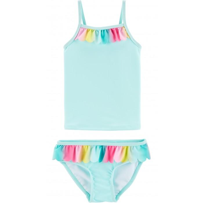 купальники happy baby купальник двухпредметный для девочки Купальники Carter's Купальник раздельный для девочки