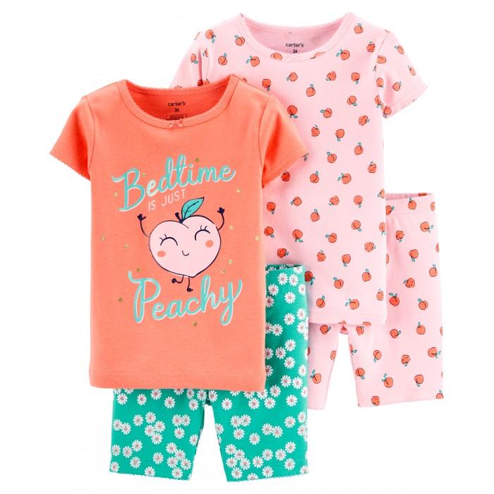 Купить Домашняя одежда, Carter's Пижама для девочки 2 шт. 1H428710