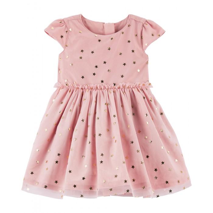 Carters Платье для девочки 120G226