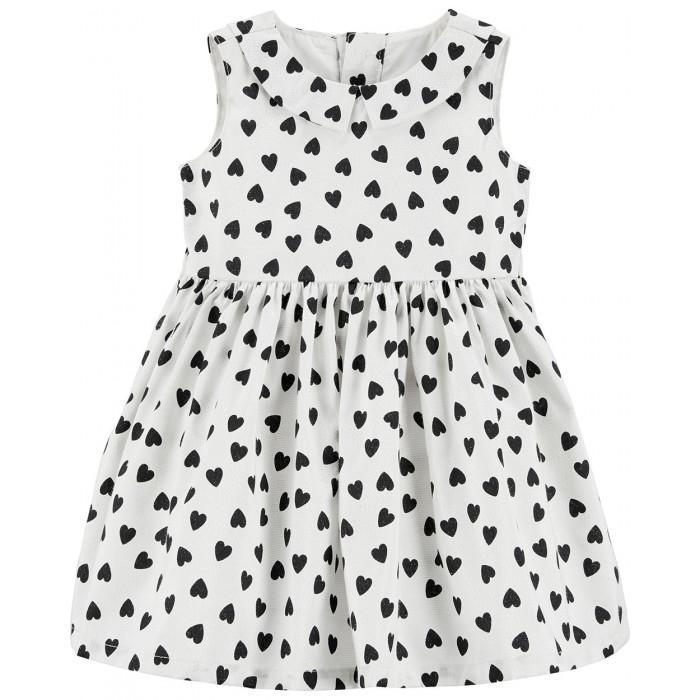 Carters Платье для девочки 120G232