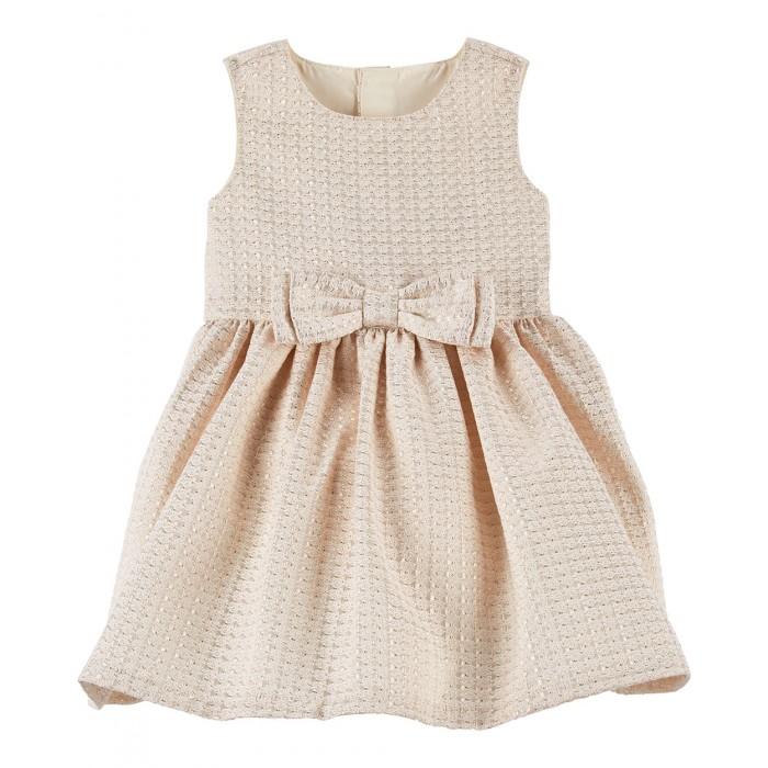 Carters Платье для девочки 120G237