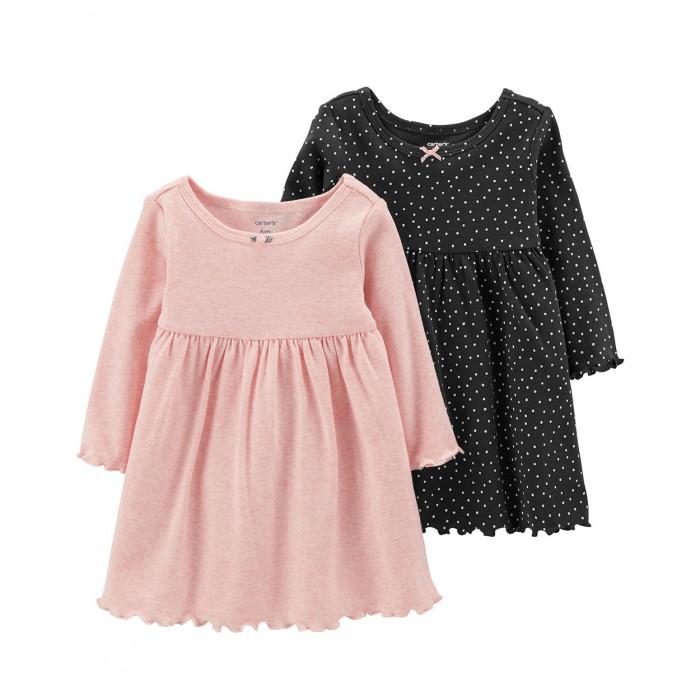 Carters Платье для девочки 2 шт. 126H620
