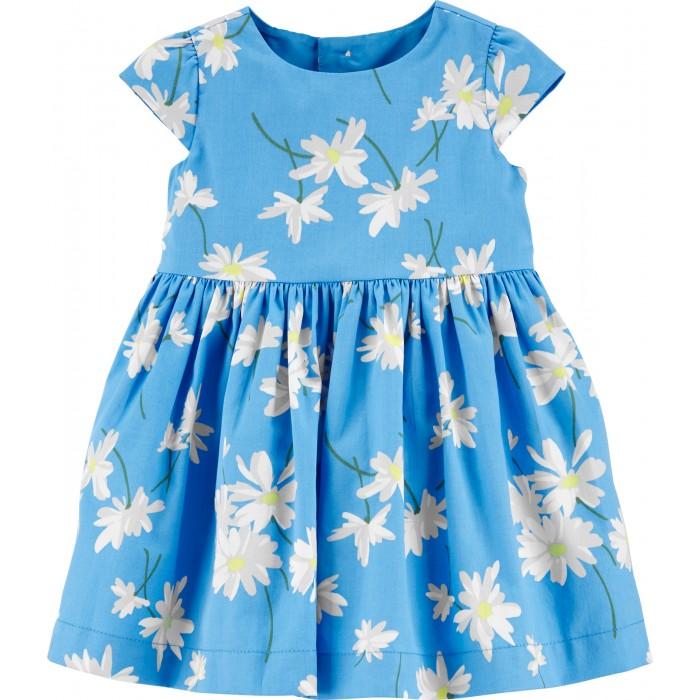 Платья и сарафаны Carters Платье Ромашки