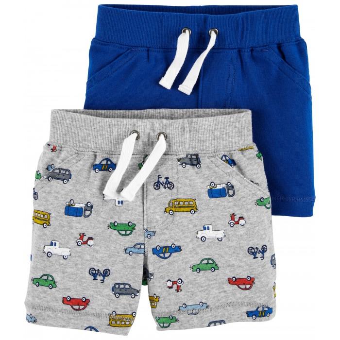 Купить Шорты и бриджи, Carter's Шорты для мальчика 1H451810 2 шт.