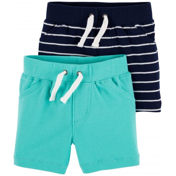 Штанишки и шорты Carter's Шорты для мальчика 1H451910 2 шт.