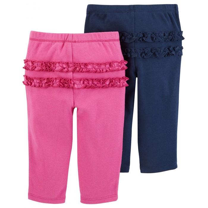 Штанишки и шорты Carters Штаны для девочки 2 шт. 126H545
