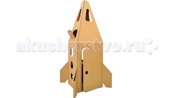 Летние товары , Игровые домики CartonHouse Игровой домик Картонный Ракета на Марс арт: 49086 -  Игровые домики