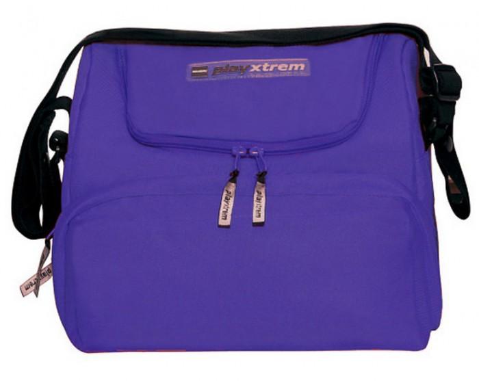 Casualplay Сумка Vanity BagСумка Vanity BagСумка Vanita Bag – компактная и практичная сумка для мамы, ее малыша и всей семьи! Все самое необходимое на прогулке у вас собой. В комплект входит мягкий матрасик для пеленания, кармашек для подгузников. Сумку возможно носить на плече или закрепить на коляске. Размеры (д&#215;ш&#215;в): 32&#215;16&#215;22 см<br>