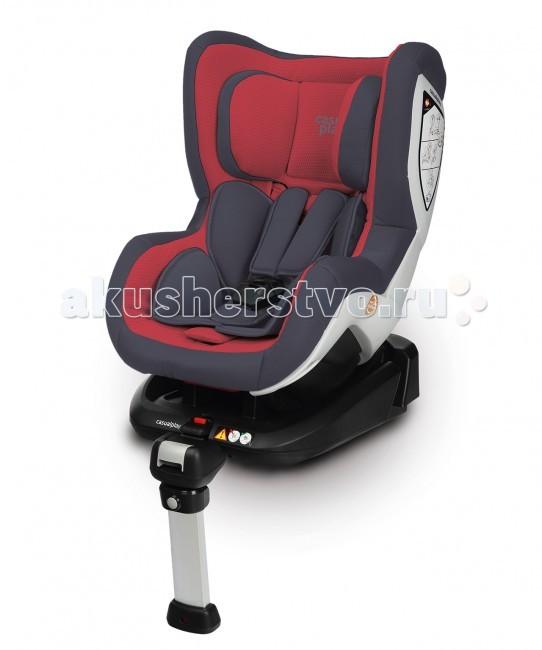 Автокресло Casualplay Bicare FixBicare FixАвтокресло Casualplay Bicare Fix было создано, чтобы вдвое лучше защитить вашего малыша с 1-го дня жизни!   Защитите ребенка в длительных поездках, выбирая для него самое безопасное положение, спиной по ходу движения.  Обеспечьте малышу наивысший комфорт благодаря AFS (AirFlowSystem) - новаторской вентиляционной системе, которая способствует естественному испарению влаги, чтобы поездка была более удобной и спокойной.  Ребенок меньше потеет и путешествует вместе с вами более комфортно и расслабленно!  В стандартную комплектацию входит база ISOFIX.<br>