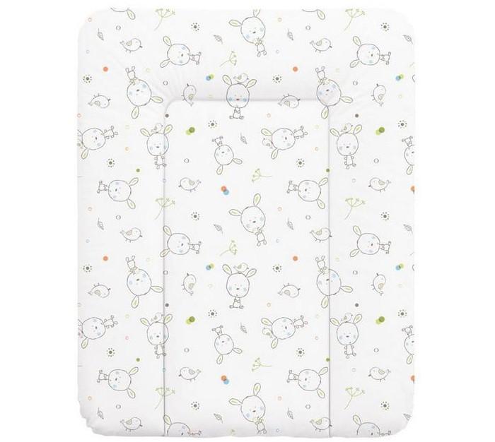 Купить Накладки для пеленания, Ceba Baby Матрас пеленальный мягкий Dream 70х50 см