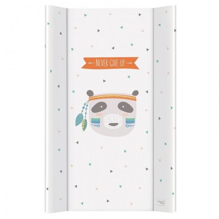 Купить Накладки для пеленания, Ceba Baby Матрас пеленальный на жестком основании без изголовья 80 см