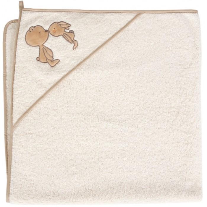 Купить Полотенца, Ceba Baby Полотенце-уголок Sweet Couple 100х100 см