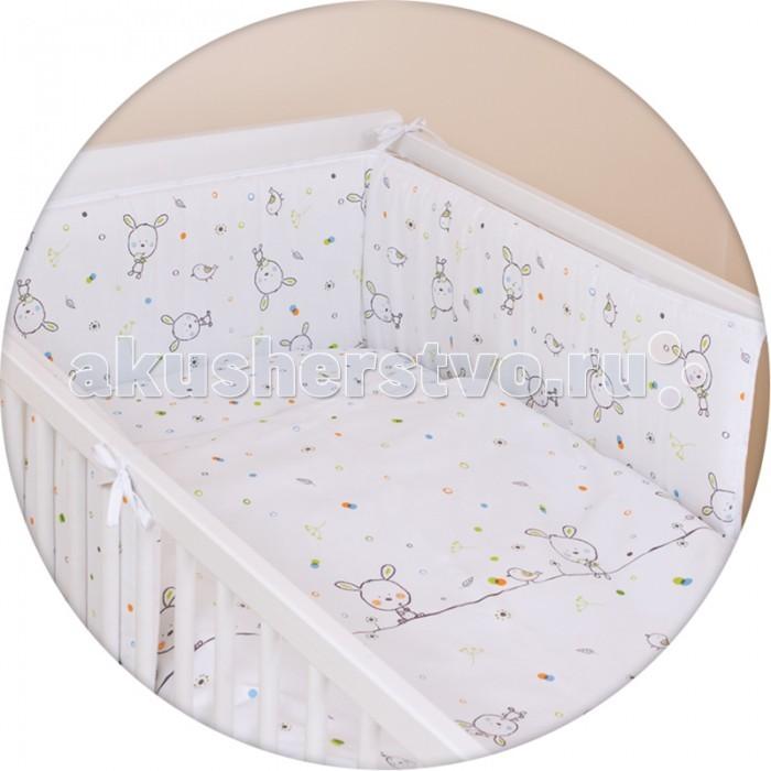 Постельное белье Ceba Baby Dream Roll-over с принтом (3 предмета)