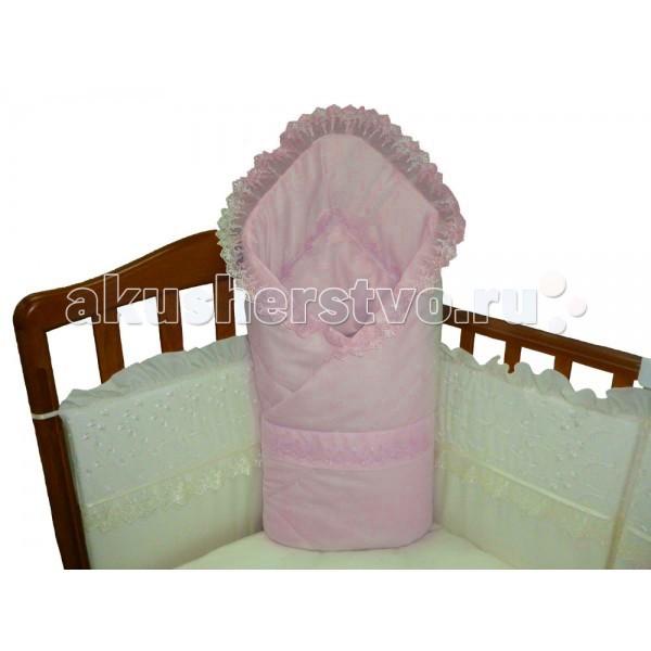 Ceba Baby Конверт одеяло Arabella (зима)Конверт одеяло Arabella (зима)Конверт-одеяло для младенца на выписку Arabella. Он украшен красивыми рюшечками по всему периметру.  Отлично подходит для того, чтобы забрать малыша из роддома или для прогулки в коляске.  Состав: 100% высококачественный хлопок.   Наполнитель: холлофайбер антиаллергенный.  Размер одеяла: 95 х 95 см.<br>
