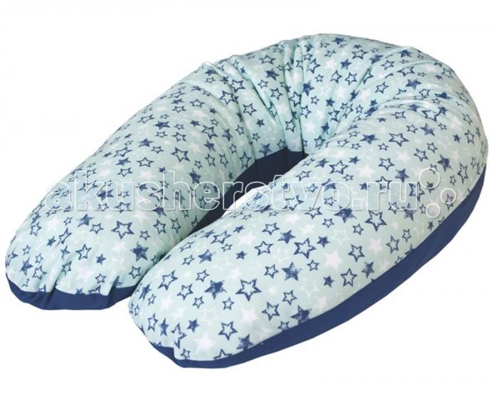 Ceba Baby Подушка для кормления Multi (трикотаж)Подушка для кормления Multi (трикотаж)Ceba Baby Подушка для кормления Mini - многофункциональная подушка для беременных женщин, молодых родителей и детей.  Особенности: большая, мягкая и комфортная, эта подушка значительно повышает уровень комфорт для будущей мамы;   в период беременности помогает будущей маме принять наиболее комфортное и безопасное положение во время сна;  в период кормления грудью помогает кормящей матери принять удобную позу, служит мягкой подставкой для рук, снимая напряжение с плечевого пояса и верхних отделов позвоночника;  позже подушку можно оборачивать вокруг подросшего малыша, обеспечивая ему своеобразное уютное гнёздышко, в котором мягко и удобно сидеть;  чехол подушки выполнен из нежной и приятной на ощупь велюровой ткани;  наполнитель подушки: микрогранулы из пенополистирола диаметров 0,5-1,5 мм – в зависимости от изменения положения тела микрогранулы пересыпаются, деликатно массируя и заботясь о позвоночнике и хорошем самочувствии.   размер подушки: 190х35 см<br>