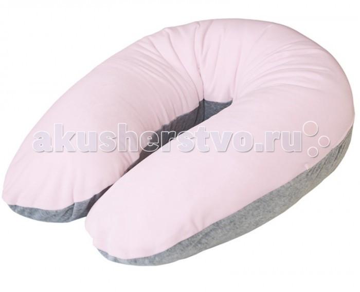Ceba Baby Подушка для кормления Multi (велюр)
